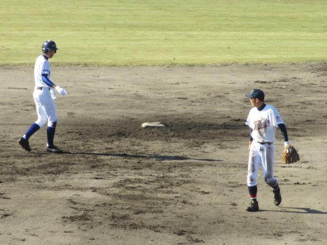 2013.11.17 野球部オープン戦 航空vs津幡 146