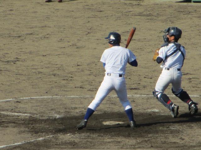 2013.11.17 野球部オープン戦 航空vs津幡 155