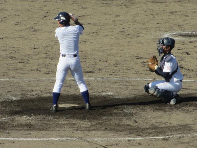 2013.11.17 野球部オープン戦 航空vs津幡 154