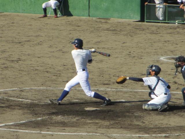 2013.11.17 野球部オープン戦 航空vs津幡 151