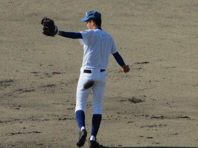 2013.11.17 野球部オープン戦 航空vs津幡 162