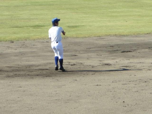 2013.11.17 野球部オープン戦 航空vs津幡 161