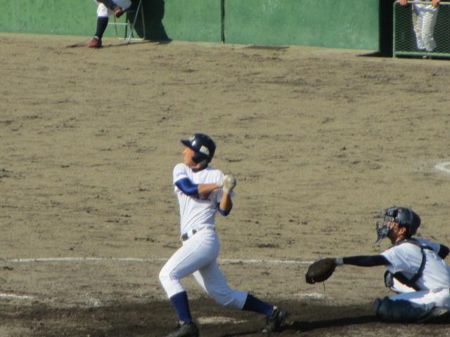 2013.11.17 野球部オープン戦 航空vs津幡 158