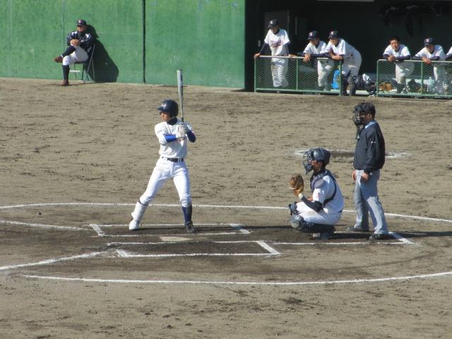 2013.11.17 野球部オープン戦 航空vs津幡 168