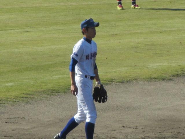 2013.11.17 野球部オープン戦 航空vs津幡 165