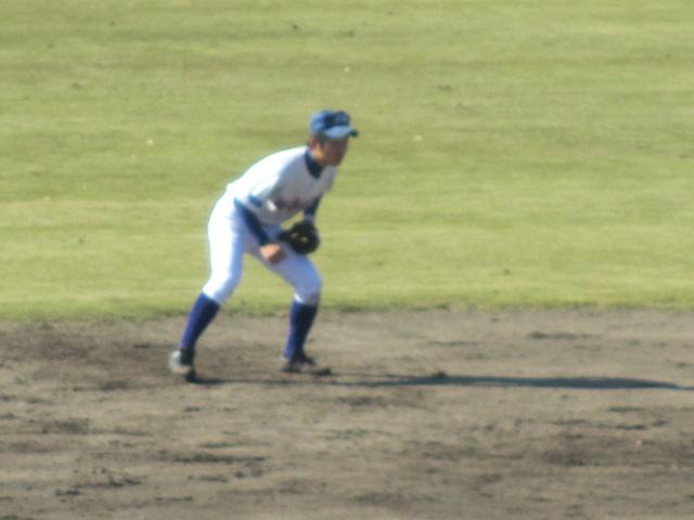 2013.11.17 野球部オープン戦 航空vs津幡 163