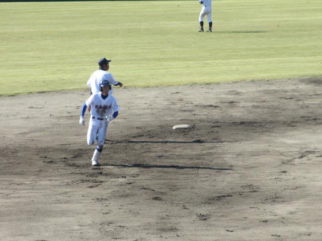 2013.11.17 野球部オープン戦 航空vs津幡 174