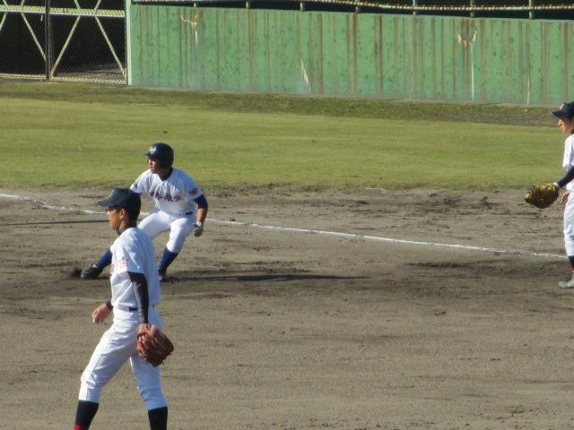 2013.11.17 野球部オープン戦 航空vs津幡 173