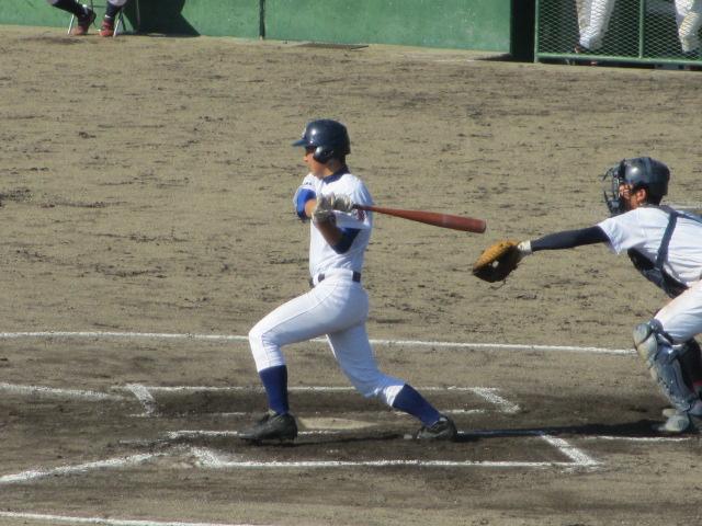 2013.11.17 野球部オープン戦 航空vs津幡 172