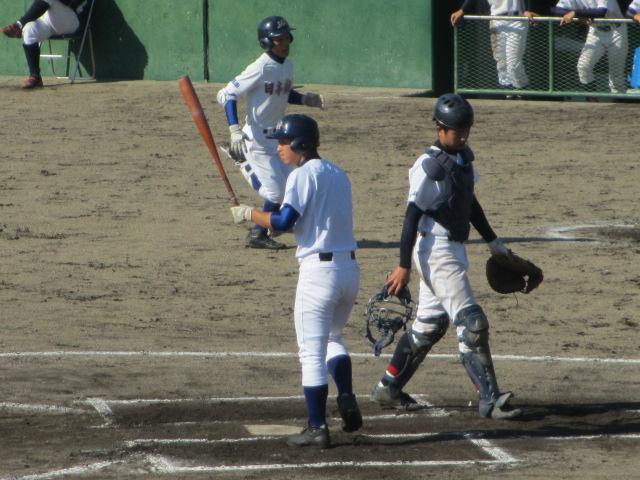 2013.11.17 野球部オープン戦 航空vs津幡 170