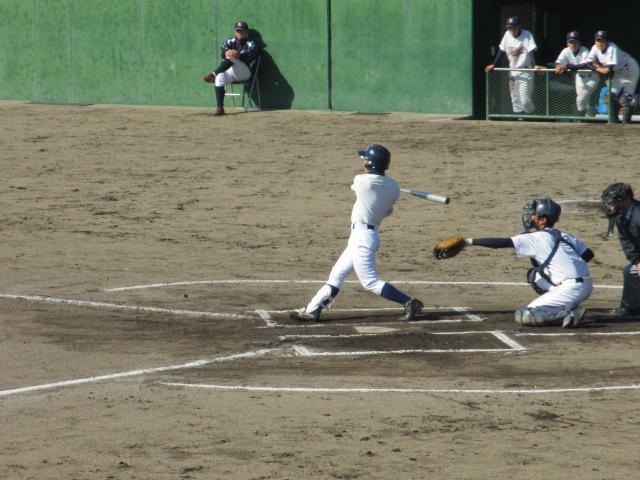 2013.11.17 野球部オープン戦 航空vs津幡 169