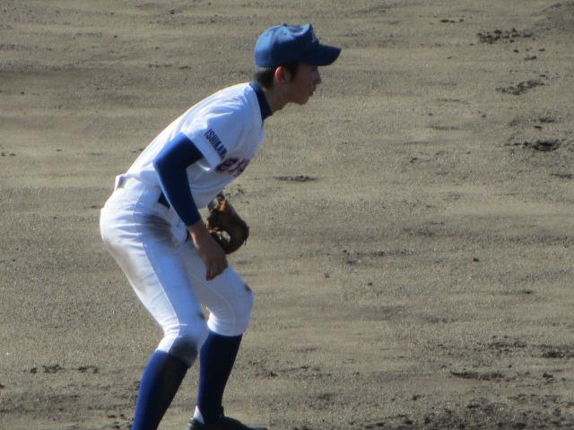 2013.11.17 野球部オープン戦 航空vs津幡 179