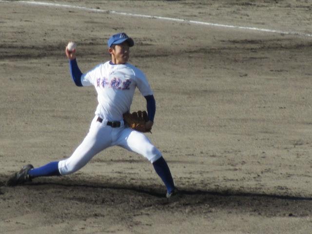 2013.11.17 野球部オープン戦 航空vs津幡 178