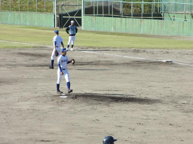 2013.11.17 野球部オープン戦 航空vs津幡 177