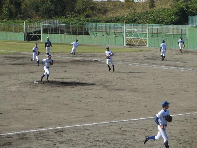 2013.11.17 野球部オープン戦 航空vs津幡 186