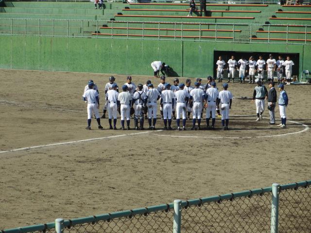 2013.11.17 野球部オープン戦 航空vs津幡 192
