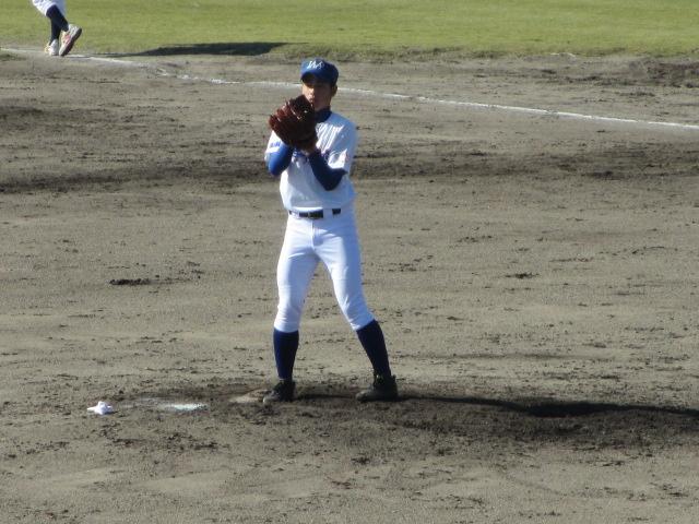 2013.11.17 野球部オープン戦 航空vs津幡 190