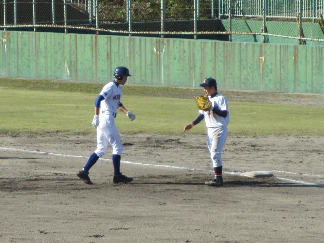 2013.11.17 野球部オープン戦 航空vs津幡 187