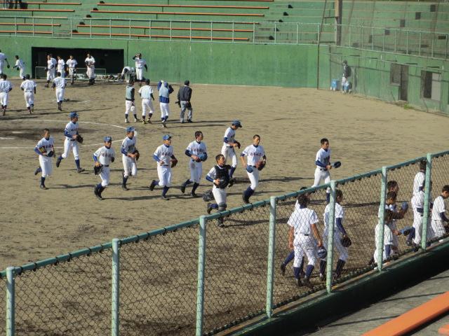 2013.11.17 野球部オープン戦 航空vs津幡 193