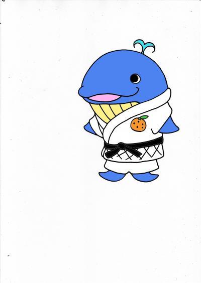 クジラくん♪