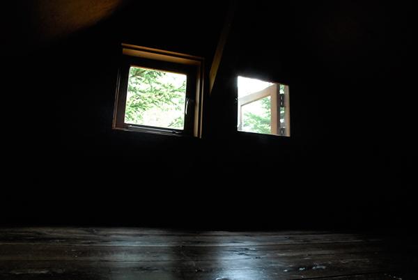 ロフト 窓