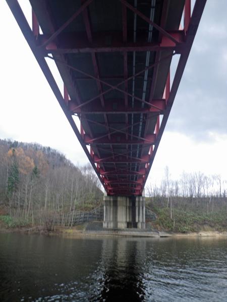 湖水大橋しtったあ