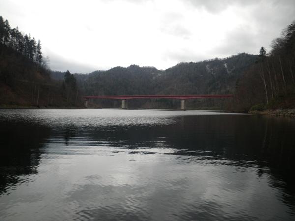 滝野沢橋だ