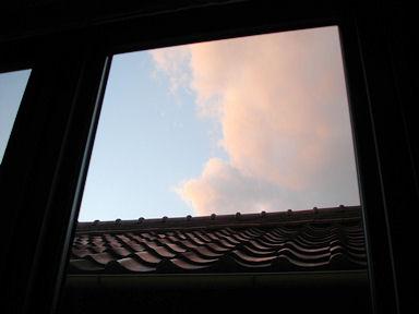 1月13日の空