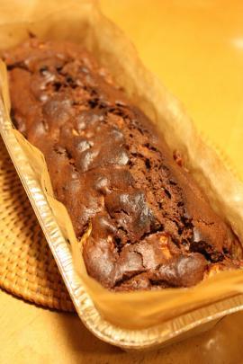 アップルチョコケーキ 0092