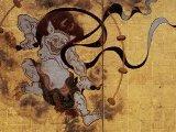 雷神(俵谷宗達)Wikipedeia