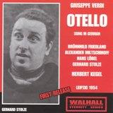 オテロ1954(ケーゲル)WALHALL(WLCD0091-2CD)