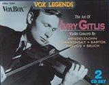ウィーン交響楽団との一連のヴァイオリン協奏曲 録音集 1954~1957年、CDX2-5505 VOX録音