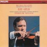 パガニーニ ヴァイオリン協奏曲第1番、第2番 「ラ・カンパネッラ」(ヴィスロツキ指揮ワルシャワ国立フィル) 1966年PHILIPS