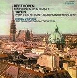 ベートーヴェン 交響曲第2番(ケルテス)オイロディスク