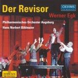 Werner Egk_Der Revisor_OEHMS CLASSICS OC-222