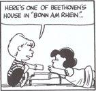 (1) 「これはライン河畔のボンにある ベートーヴェンの家なんだ」