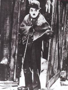 Charlie Chaplin_the Gold Rush
