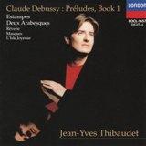 水のピアノ ドビュッシー「版画」から「雨の庭 」ジャン・イヴ・ティボーデ(Decca)