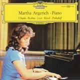 水のピアノ ラヴェル「水の戯れ」マルタ・アルゲリッチ(D.G.)