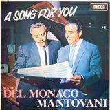 Mantovani &  Mario Del Monaco(Decca)