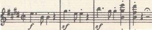 楽譜 ベートーヴェン 歌劇「フィデリオ」冒頭
