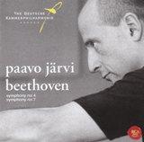 ベートーヴェン交響曲第7番 イ長調 ヤルヴィ RCA