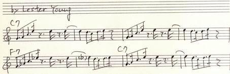 楽譜 Jumping With Symphony Sid
