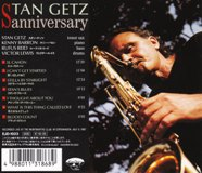 Stan Getz_Anniversary_1987(裏ジャケット)