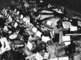 「オイディプス」録音風景(1967年)