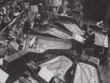 「オイディプス」録音風景‐2(1966年)
