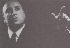 「オイディプス王」録音時のシュトルツェ(1966年)