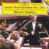 ショパン ピアノ協奏曲 クリスティアン・ツィマーマン(D.G.)盤