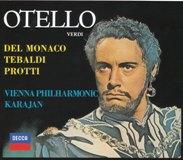 ヴェルディ 歌劇「オテロ」 カラヤン=カルショー(Decca)盤