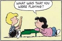 何を弾いていたの?